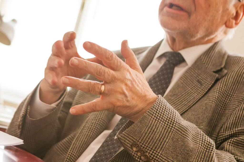 Erhard Busek: Parteien wissen nicht mehr, wofür sie wirklich stehen