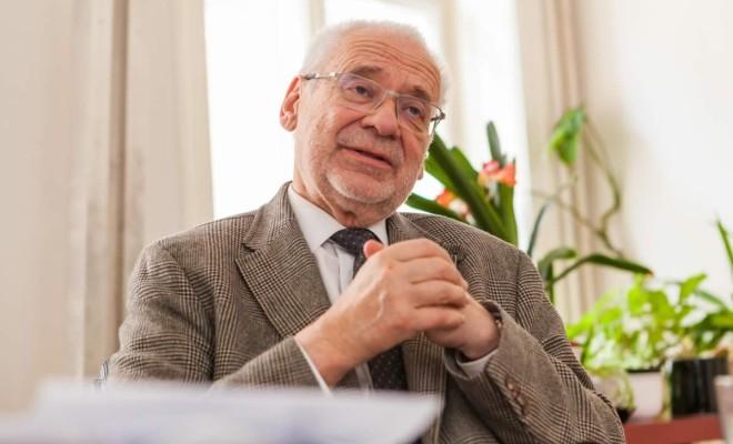 Erhard Busek: Parteien wissen nicht mehr, wofür sie wirklich stehen (Bild: Christoph Hopf)