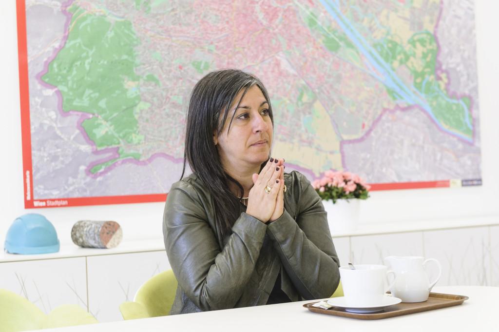 Maria Vassilakou: Ich bin kein Klageweib auf alle Ewigkeit (Bild: Martin Juen)