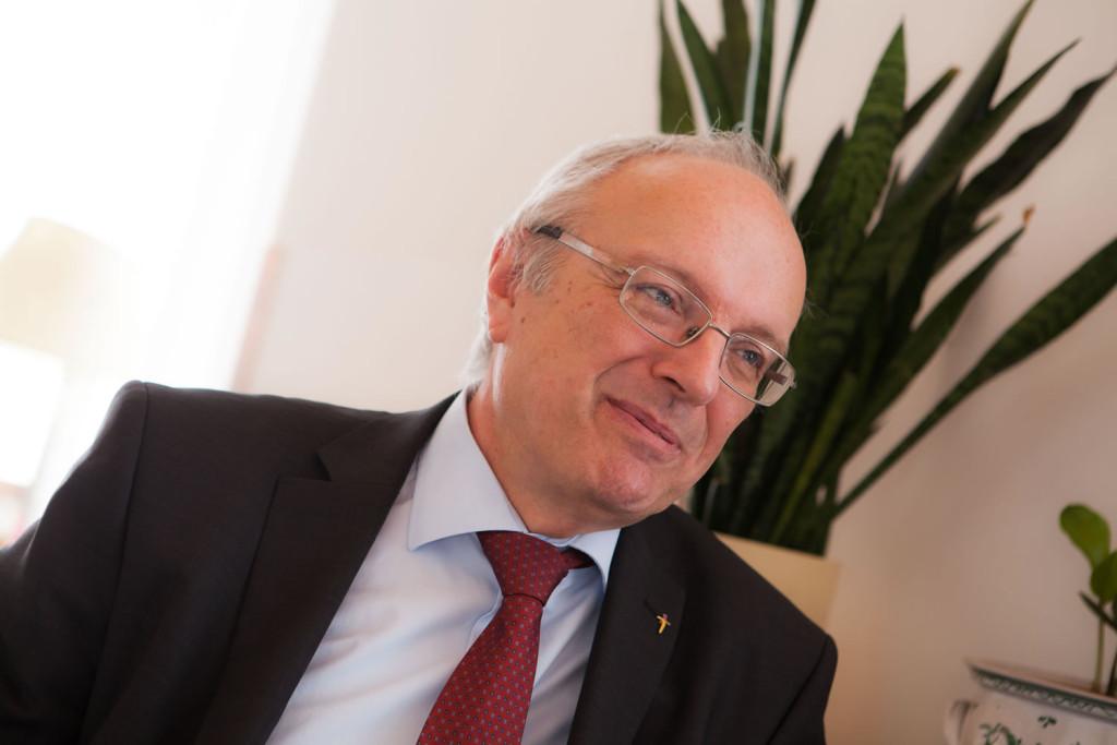 Bischof Bünker: Freiheit ohne Verantwortung führt zur Zügellosigkeit (Bild: Christoph Hopf)