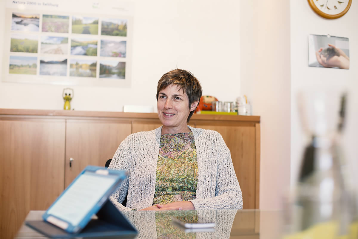 Astrid Rössler: Siedlungsgebiete müssen Verkehrsalternativen ermöglichen