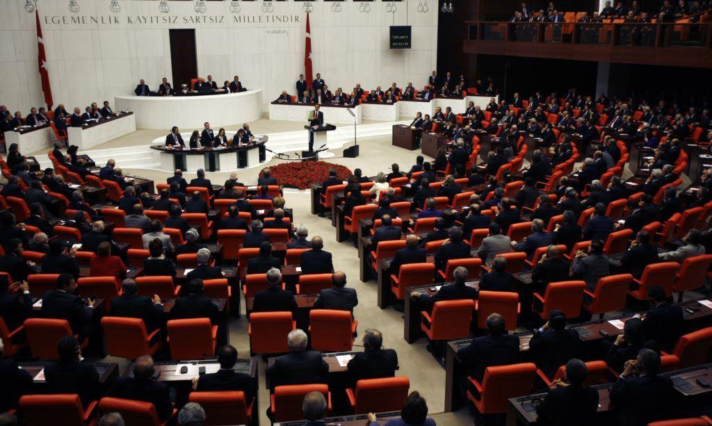 Das türkische Parlement