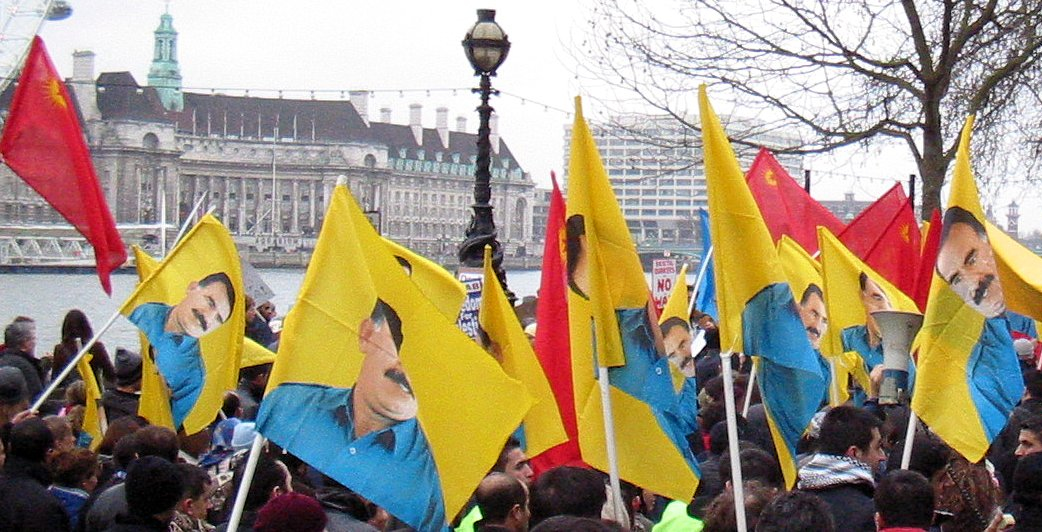 PKK-Demo in London